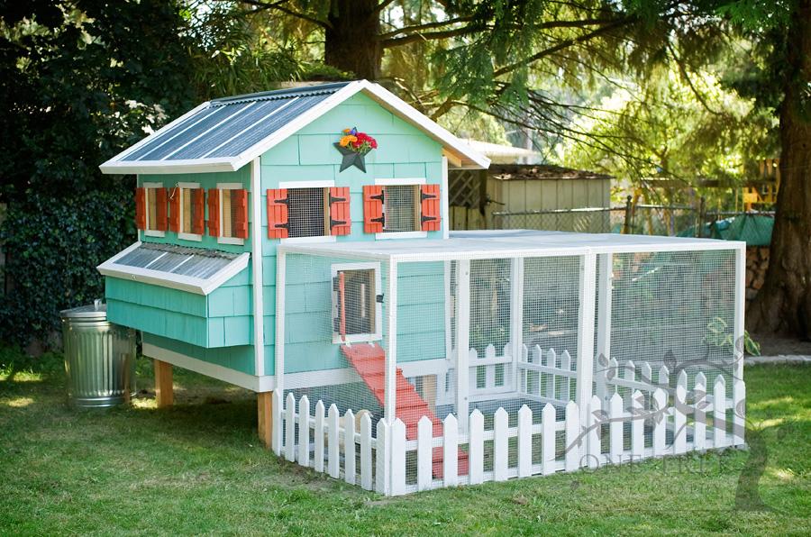 22 DIY Chicken Coops You Need In Your Backyard DIY Chicken Coop