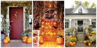 30 Outdoor Halloween Decorations