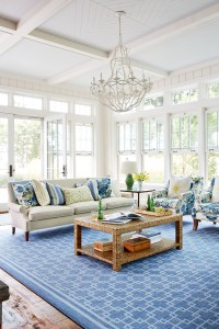 Sarah Richardson Lake House - Cottage Decorating Ideas