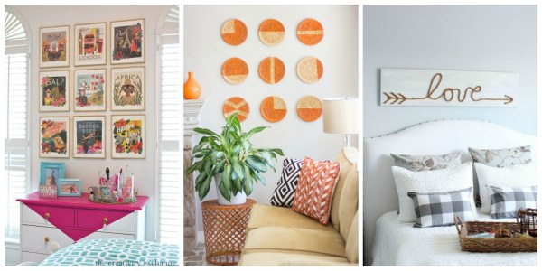 Diy Wall Art - Affordable Ideas