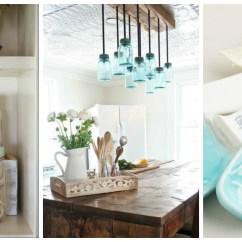 Decorative Glass Jars For Kitchen Cabinet Images Mason Jar Decorating Ideas