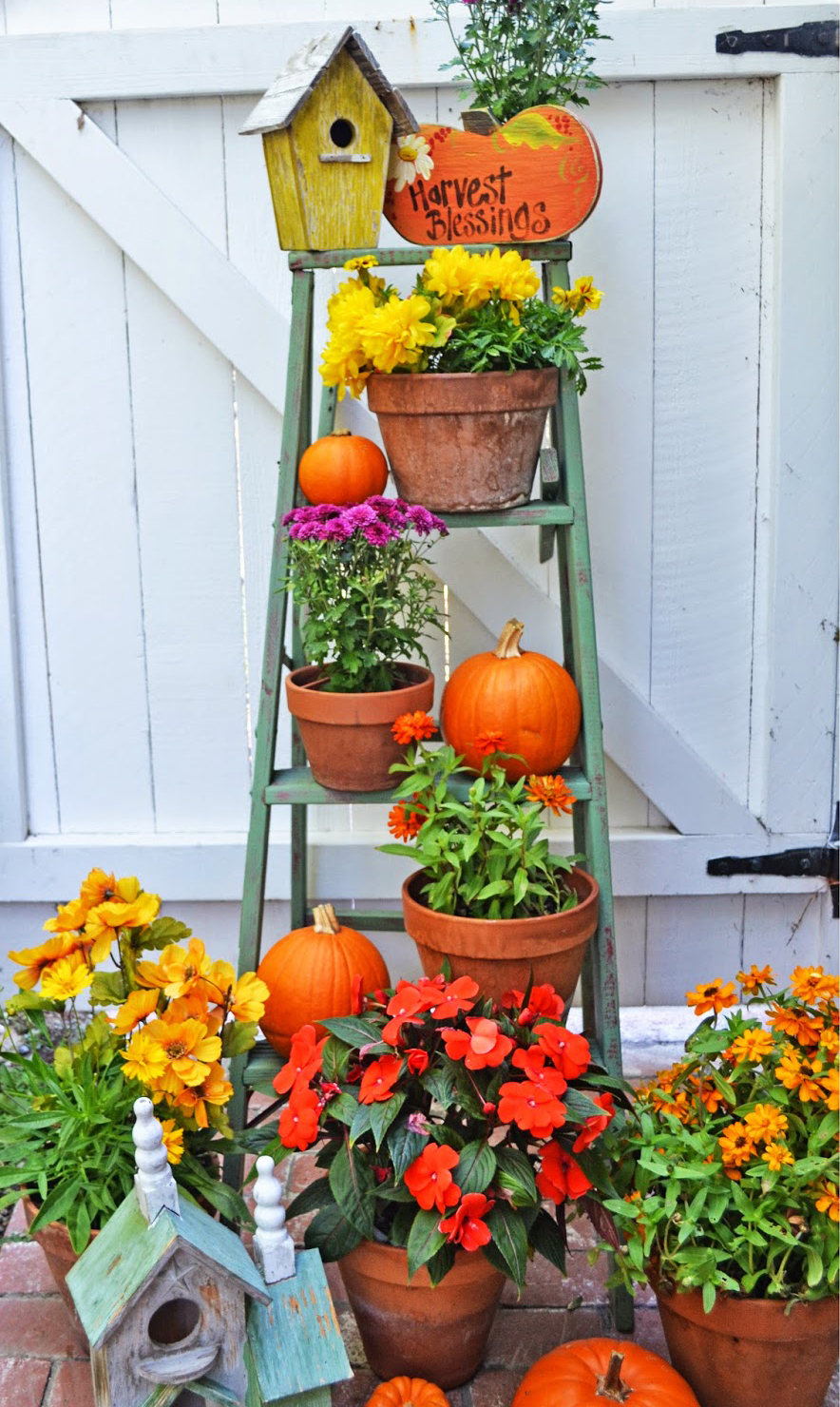32 Fall Porch Decorating Ideas Ways To Decorate Your Porch For Fall