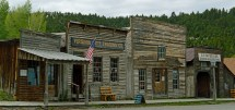 Abandoned Ghost Towns in America