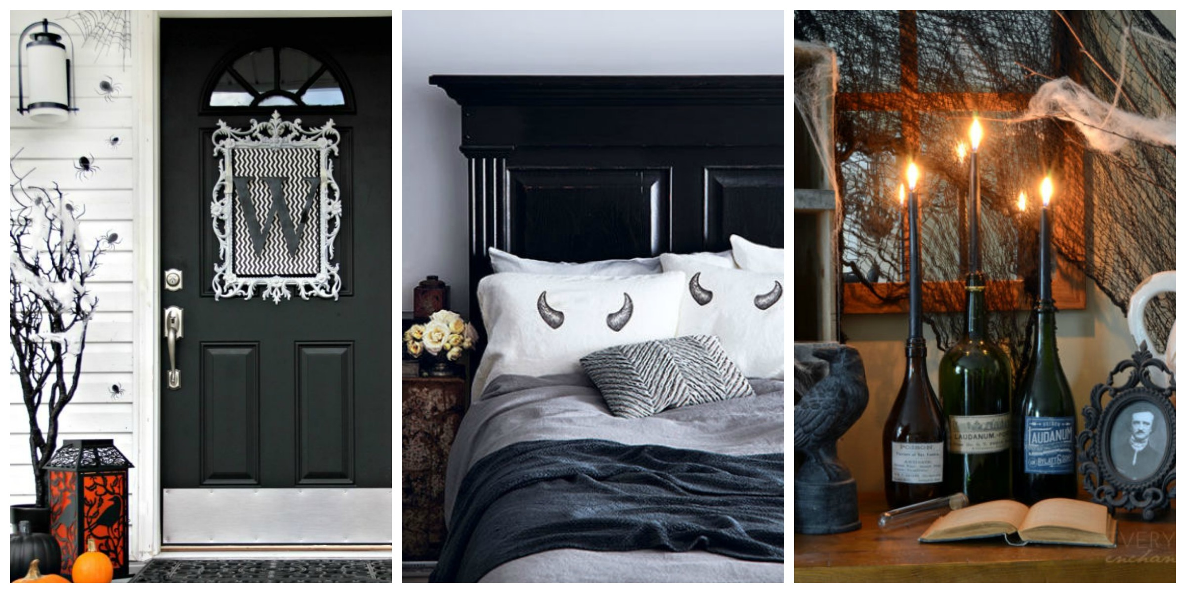 How to Decorate Every Room In Your House for Halloween