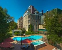 1886 Crescent Hotel Eureka Springs