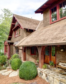 Rustic Cottage Home Exteriors