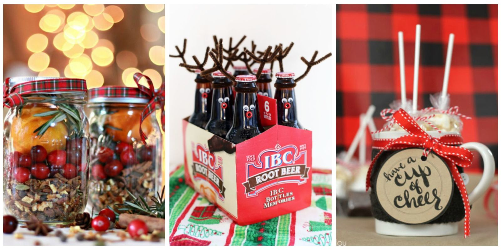 25 Fun DIY Christmas Gifts For Neighbors Inexpensive