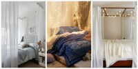 10 DIY Canopy Beds