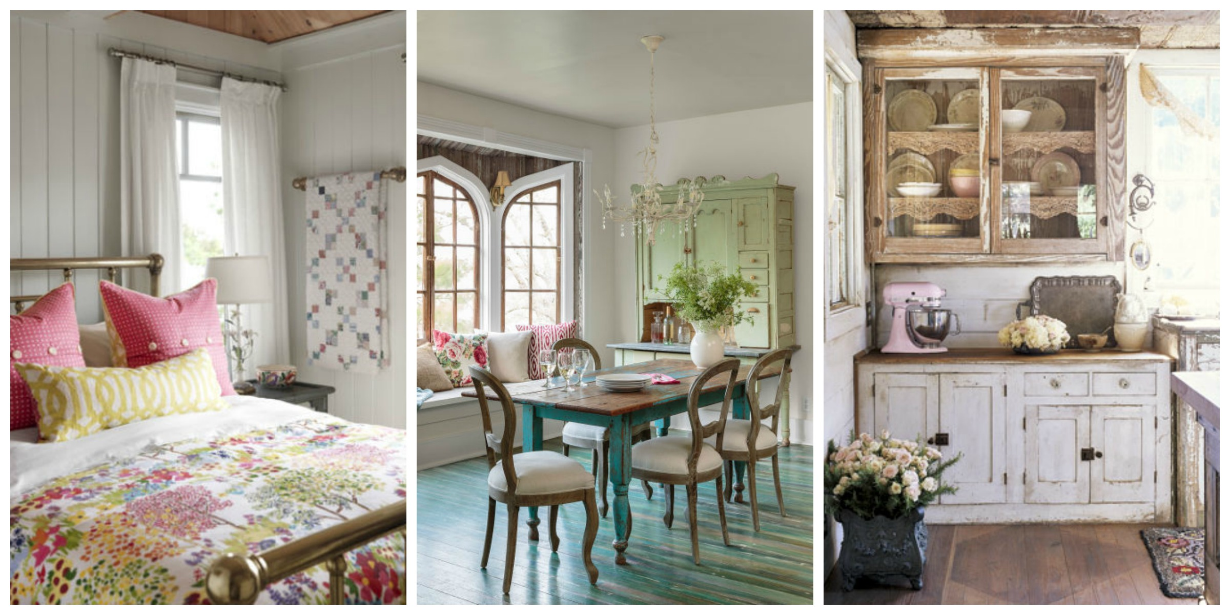 Country Cottage Style Decorating