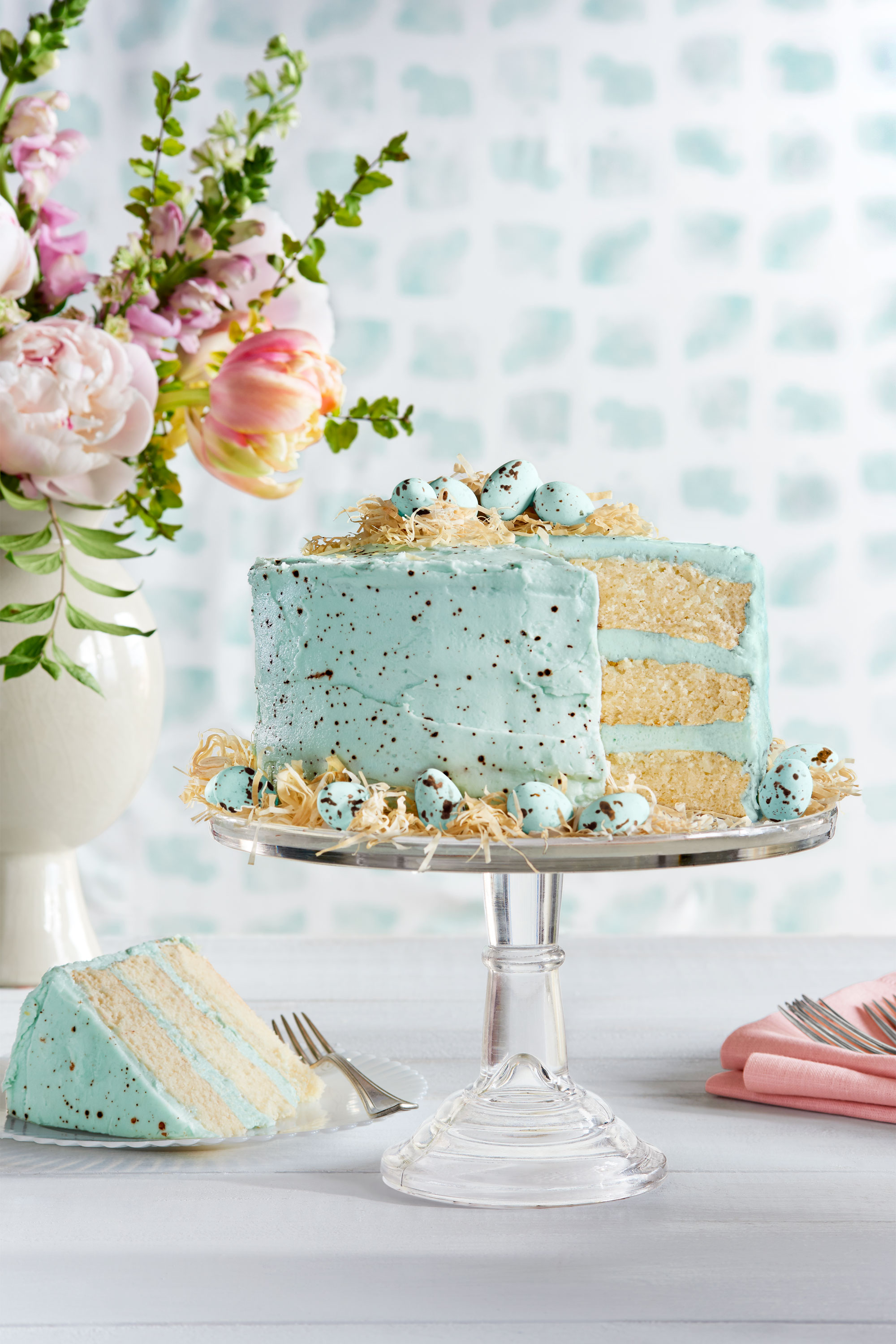 73 Easy Easter Cakes And Desserts Recipes