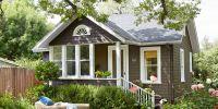 Janet Korff Tiny Garden Cottage - Tiny Cottage Decorating ...