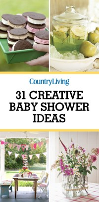 30+ Baby Shower Ideas for Boys and Girls