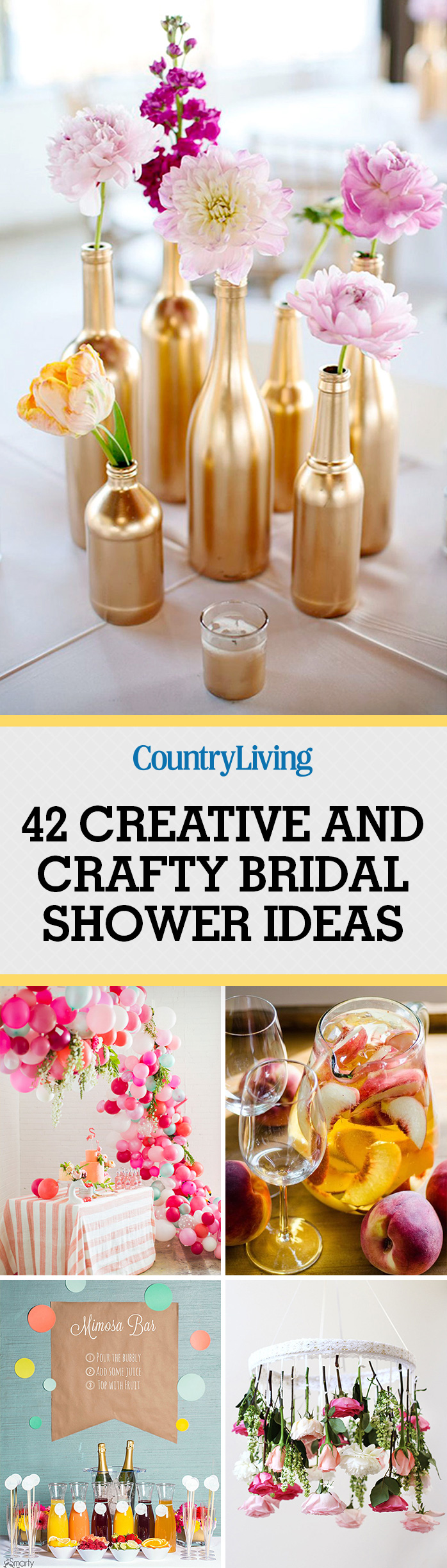 50 Best Bridal Shower Ideas