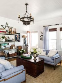 Southern Living Rooms - Beautiful Living Room Decorating Ideas