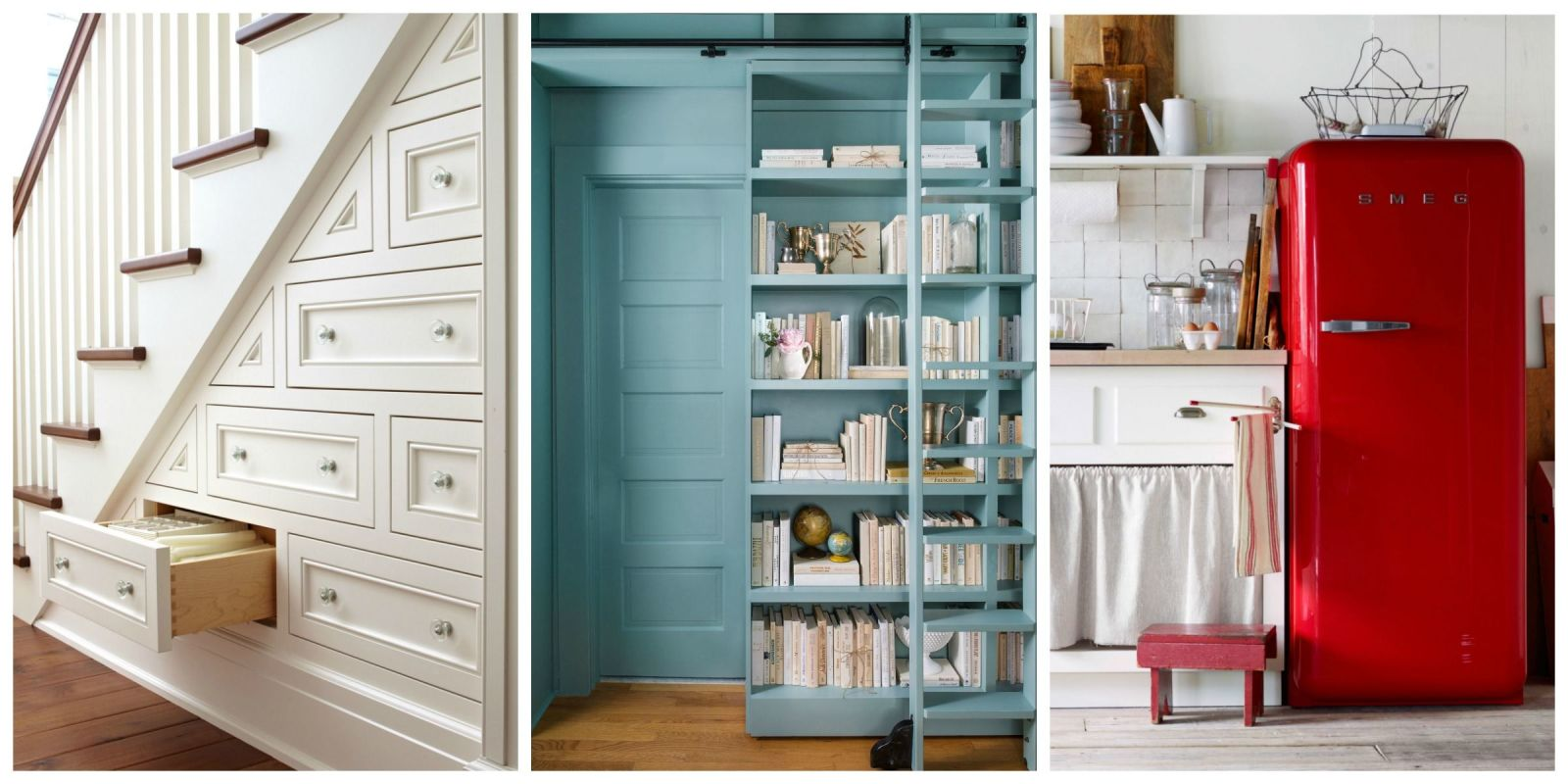 17 Small Space Decorating Ideas – Organization For Small Rooms