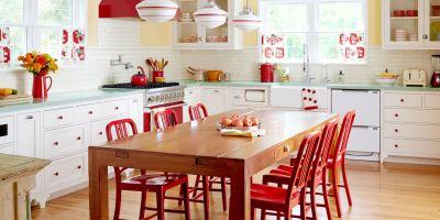 Retro Kitchen   Kitchen Decor Ideas