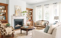 Country Living Room Ideas