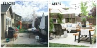 Patio Makeover Ideas  How to Update Your Patio For Summer