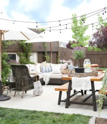 Patio Makeover Ideas Update Summer