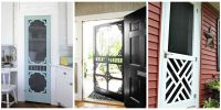 Screen Door Ideas