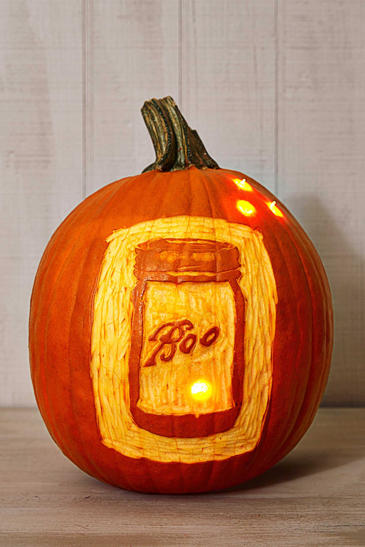 50 Easy Pumpkin Carving Ideas