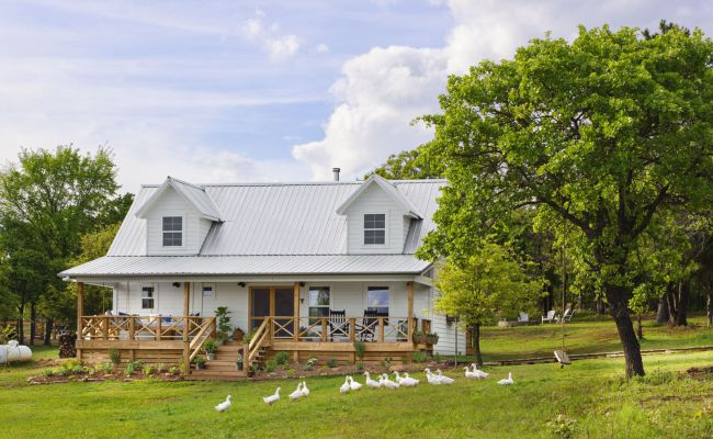 Small Oklahome Home Katie Mccullock Family Home