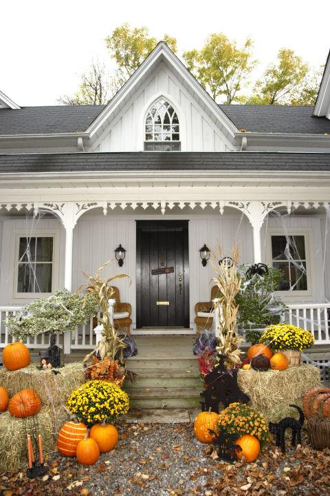Yard Halloween Decoration Ideas