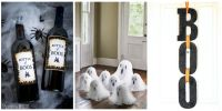 40+ Easy DIY Halloween Decorations - Homemade Do It ...