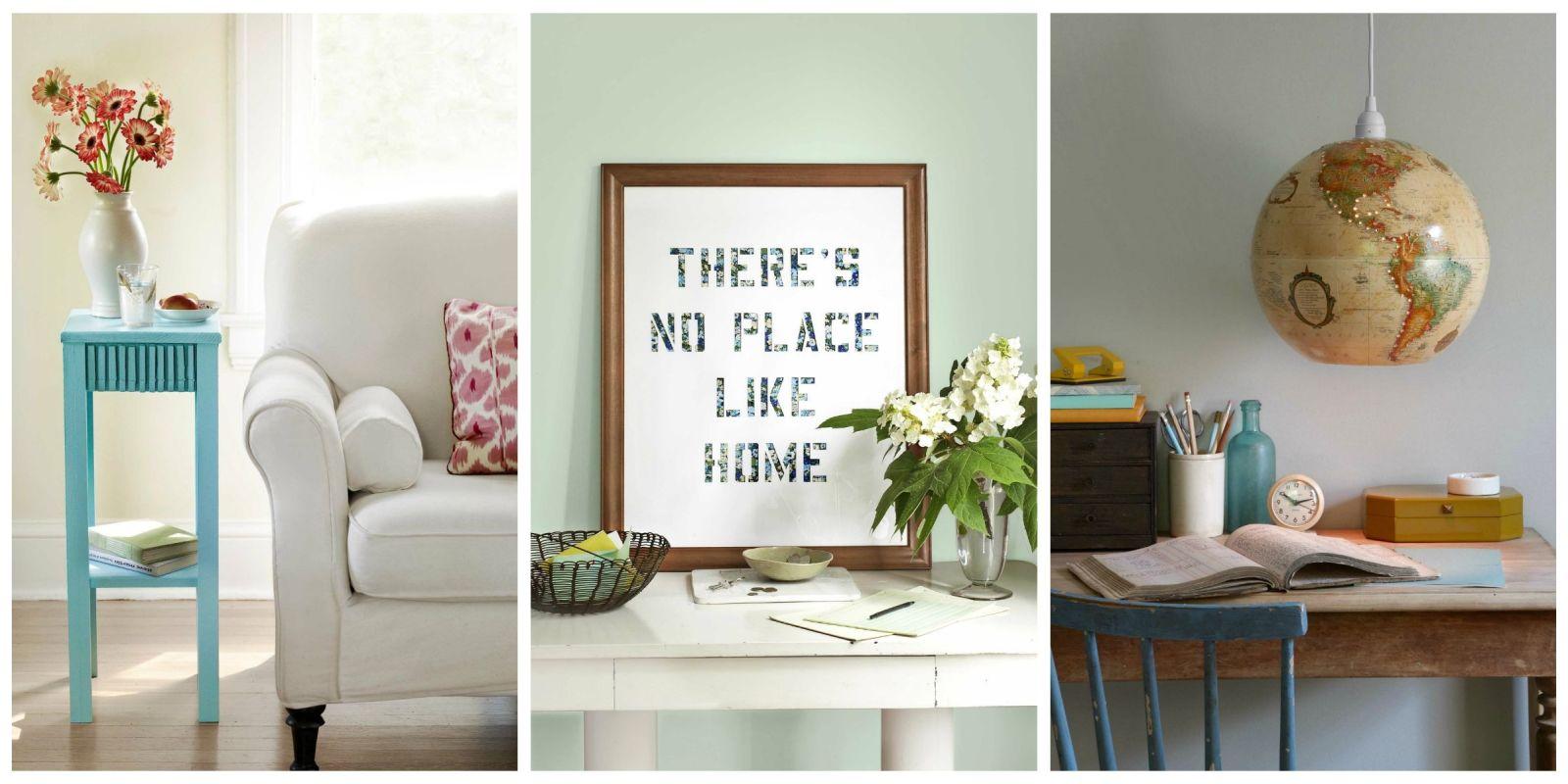 45+ Easy DIY Home Decor Crafts
