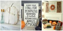 Fall Pallet Projects - Crafts Wood Pallets