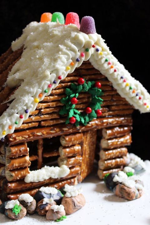 23 Cute Gingerbread House Ideas & Pictures How To Make A