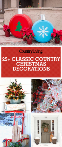 32 Outdoor Christmas Decorations - Ideas for Outside ...