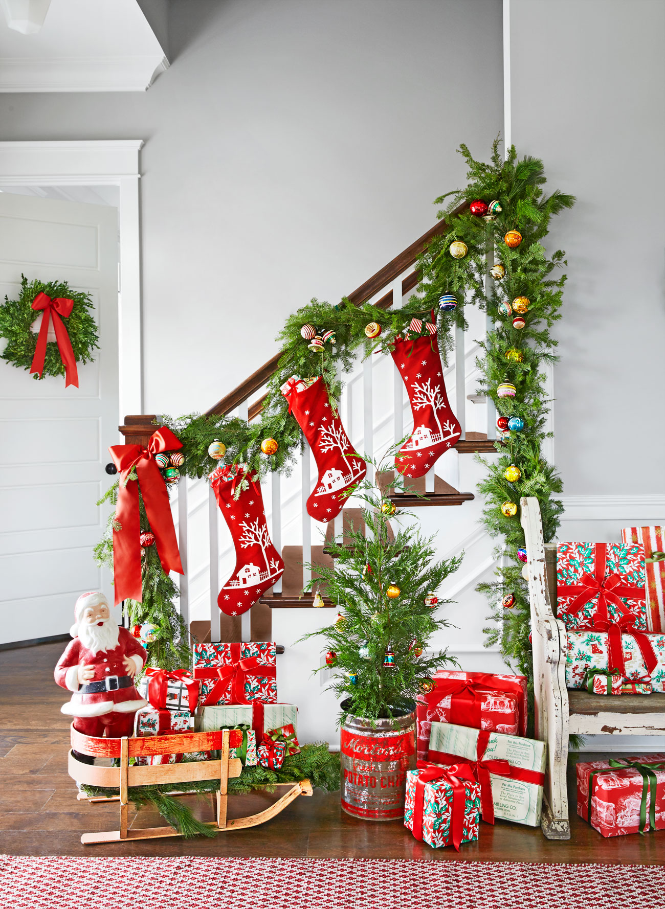 100 Country Christmas Decorations  Holiday Decorating
