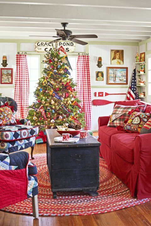 100 Country Christmas Decorations Holiday Decorating Ideas