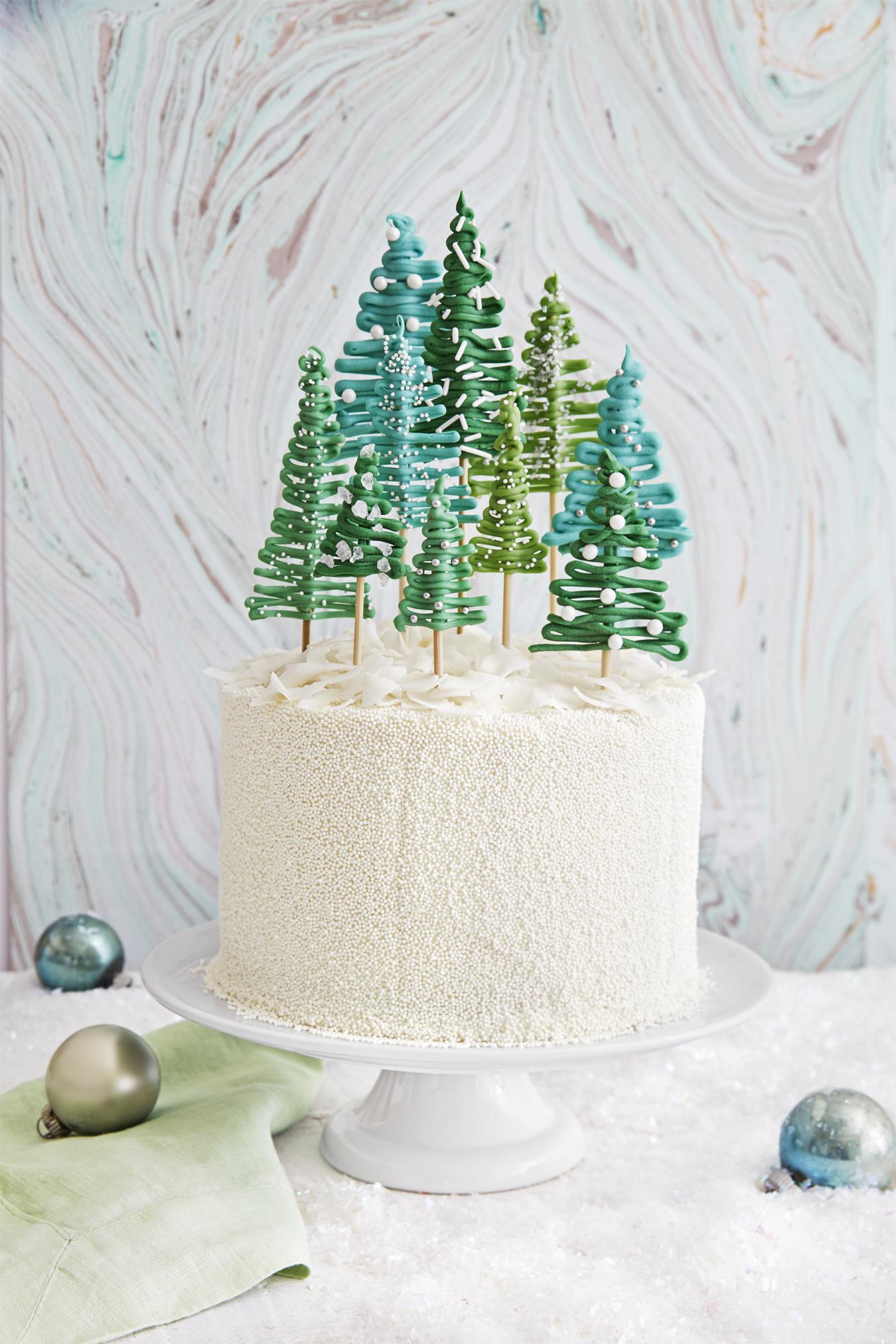 Best Pine Tree Cake Recipe