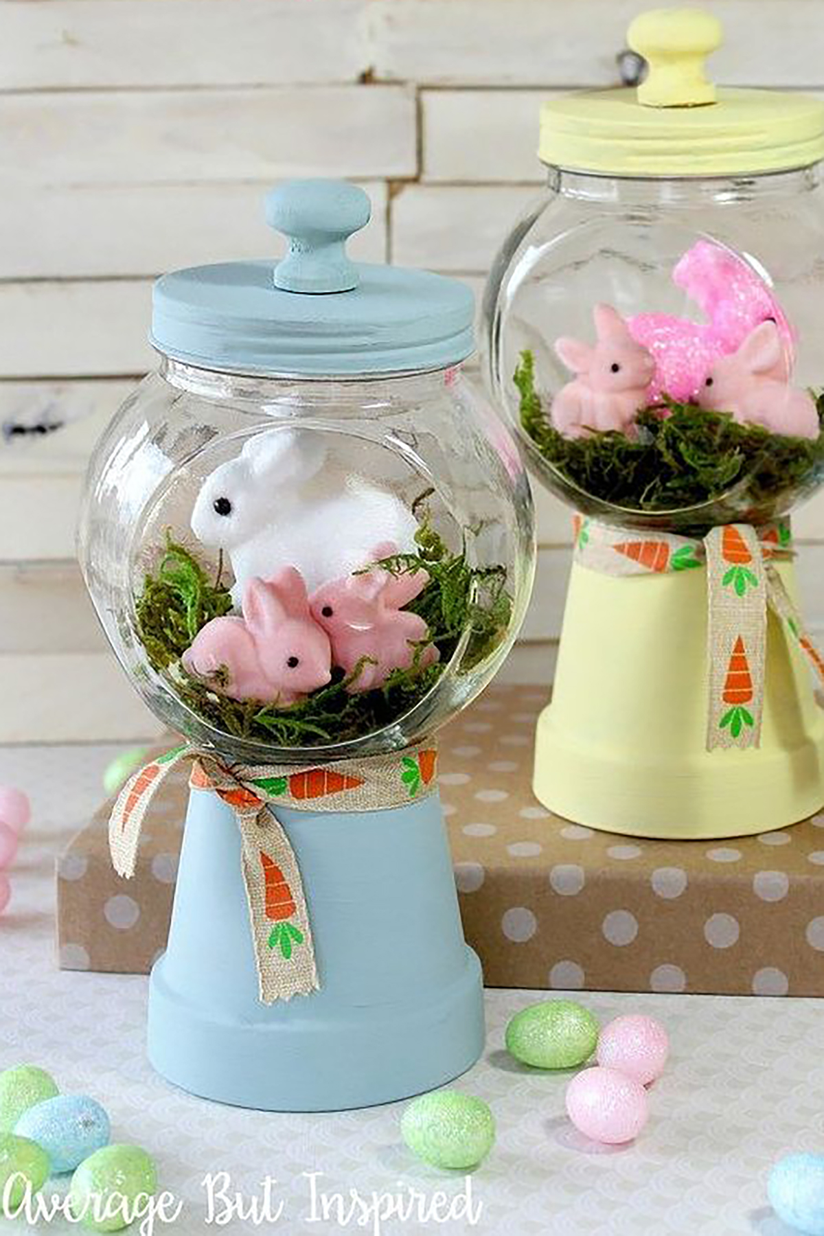 50 Easy Easter Crafts  Ideas for Easter DIY Decorations