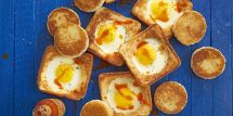 Parmesan Egg-in-hole Recipe - Make