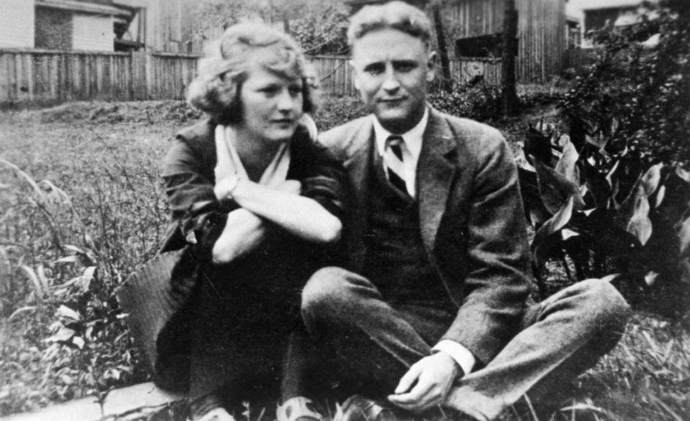 Zelda Sayre to F. Scott Fitzgerald