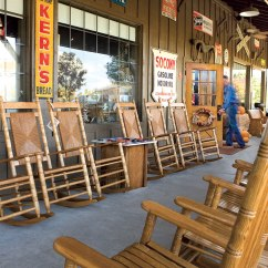Horseshoe Rocking Chair Beach Chairs For Sale Cracker Barrel Is Opening Its First California Restaurant