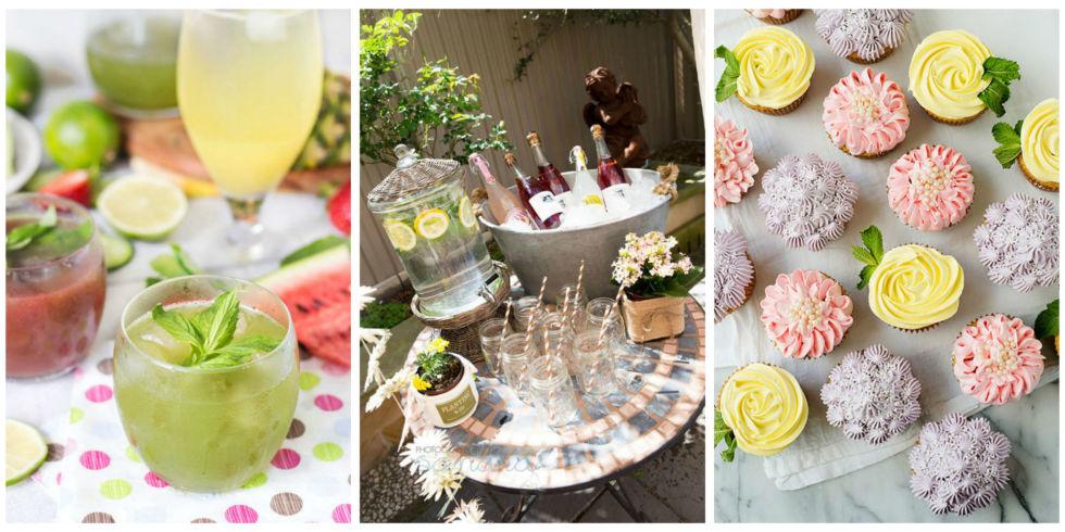 14 Garden Tea Party Decorations & Ideas