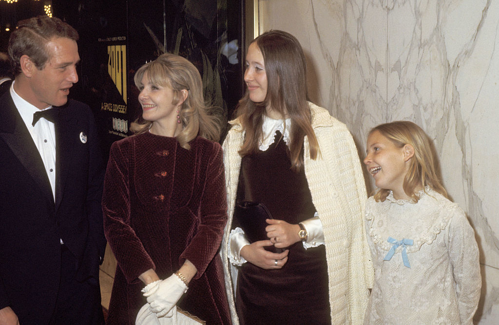 Pops Stars Paul Newmans Daughters Now