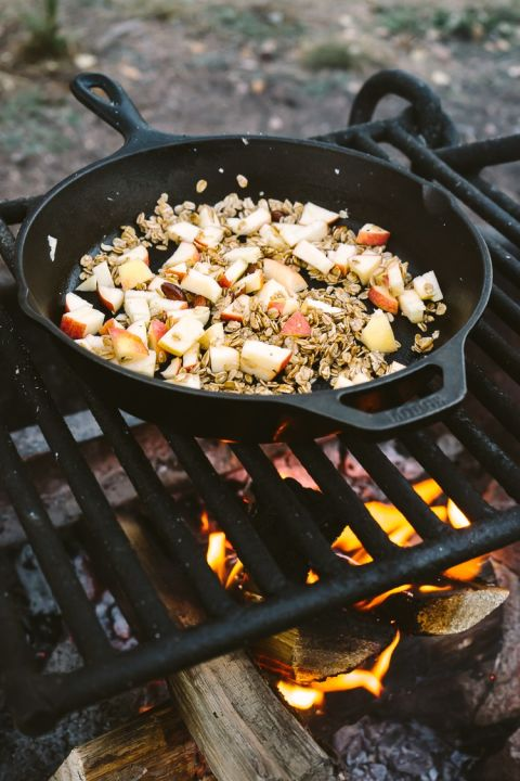 13 Easy Camping Breakfast Recipes Best Campfire Food Ideas