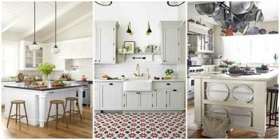 10 Best White Kitchen Cabinet Paint Colors   Ideas for ...