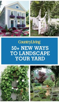 51 Front Yard and Backyard Landscaping Ideas - Landscaping ...