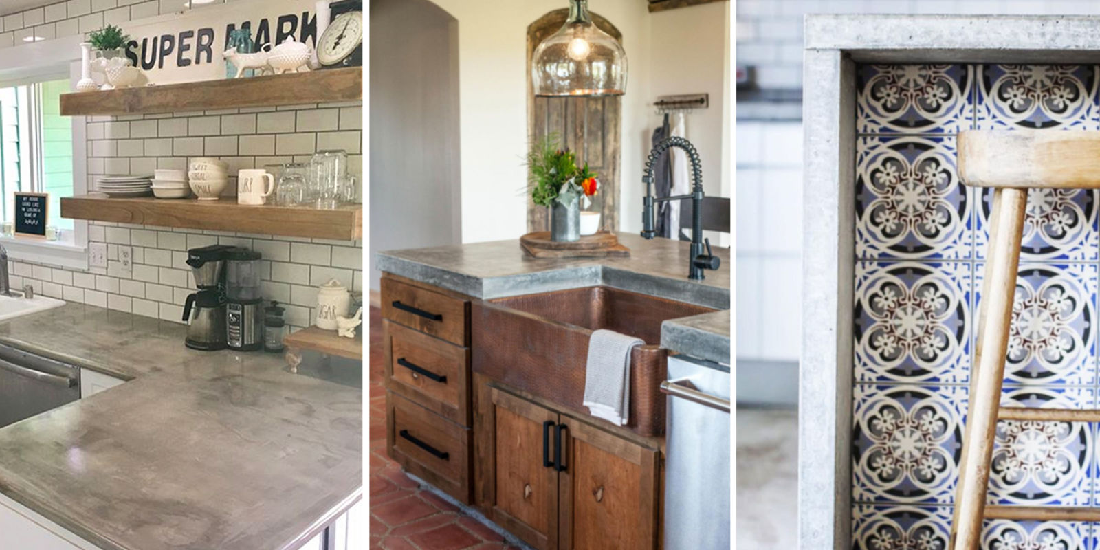 The Problem With Concrete Countertops That No One Talks