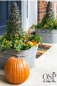 30+ Best Outdoor Halloween Decoration Ideas - Easy ...