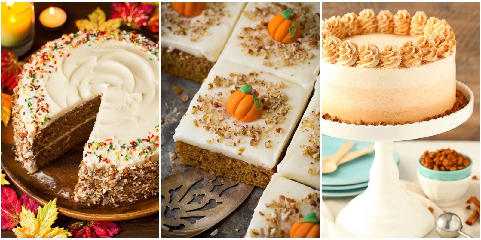 13 Thanksgiving Cake Ideas