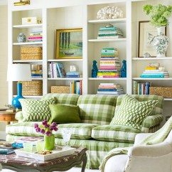 What Color Should I Paint My Living Room With A Tan Couch Simple Ceiling Design Ideas For Decorating Green - 43 Rooms And Home ...