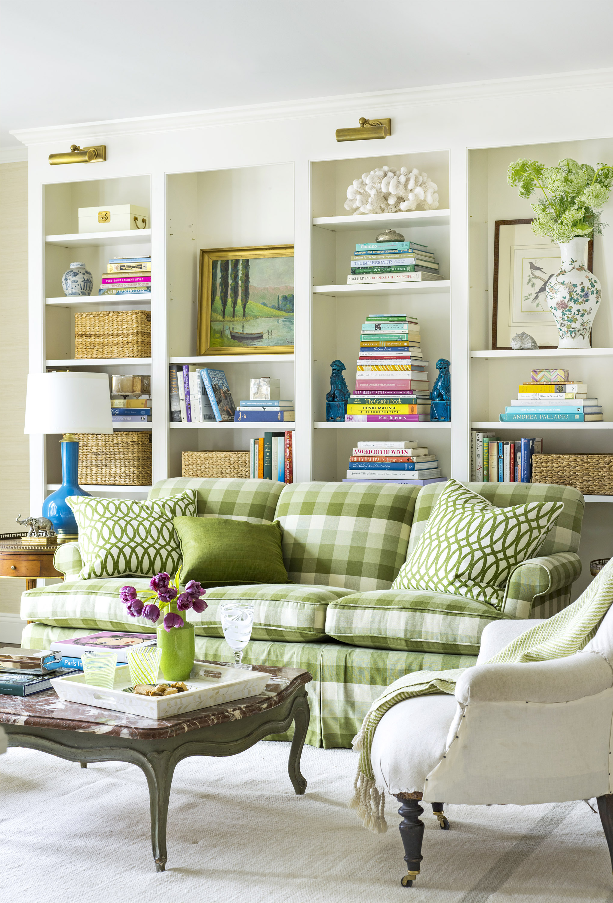living room color schemes burgundy couch cheap sets for sale decorating with green - 43 ideas rooms and home ...