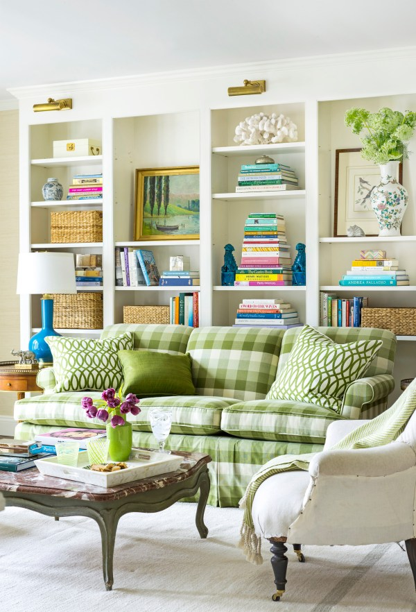 Decorating With Green - 43 Ideas Rooms And Home